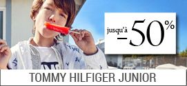 Soldes Tommy Hilfiger Junior