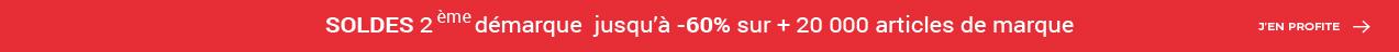 Soldes -60 %