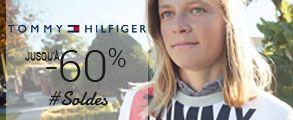 Tommy Hilfiger jusqu'à -60%