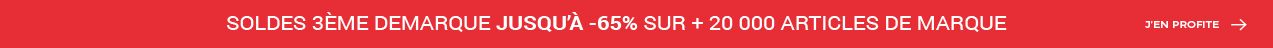 Soldes -65 %