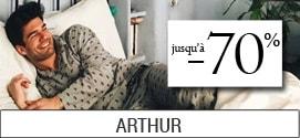 Soldes Arthur