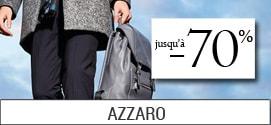 Soldes Azzaro