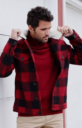 9110f02928d Soldes homme hiver 2019  Tous les vêtements pour homme en soldes ...