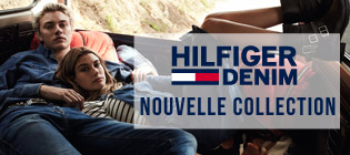 Nouvelle collection Hilfiger denim