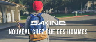 Nouvelle collection homme Dakine