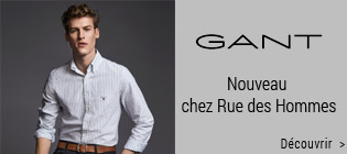 Nouvelle collection GANT