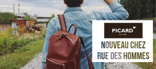 Nouvelle collection homme Picard