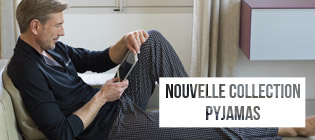 Nouvelle collection homme Pyjamas